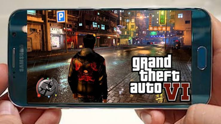 GTA 6 Download Apk obb+Data for Android mobile