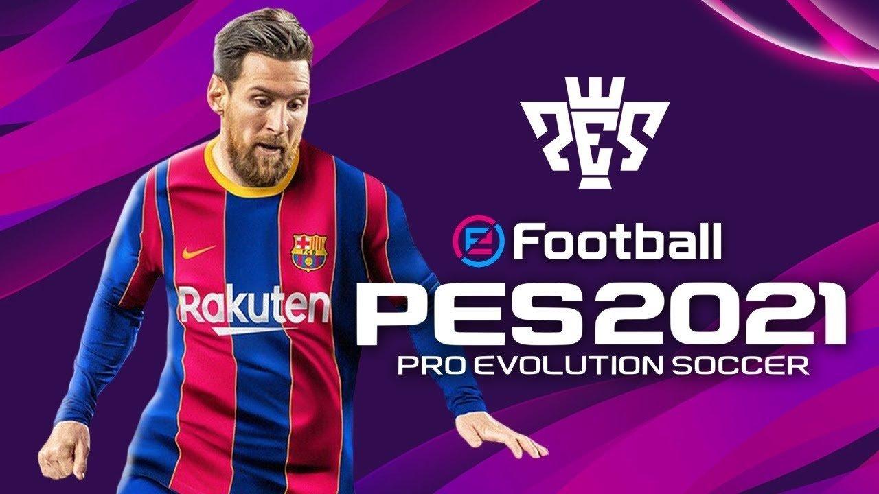 Download PES Pro Evolution Soccer 2021 for PC