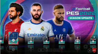 PES 2022 ISO PPSSPP For Android
